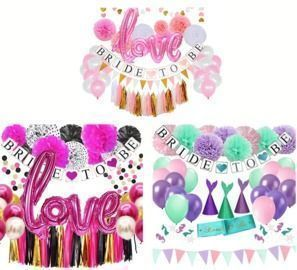 Bride to Be Party Decorations