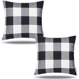 18x18 Buffalo Plaid Pillow Covers