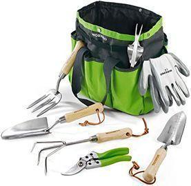 WORKPRO 7pc Garden Tools Set
