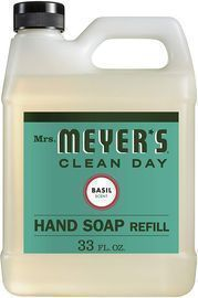 Mrs. Meyer's Clean Day Hand Soap Refill