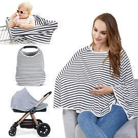Baby Nursing Cover & Nursing Poncho