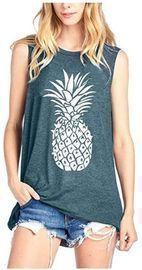Women's Pineapple Tank
