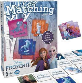 Wonder Forge Disney Frozen 2 Matching Game