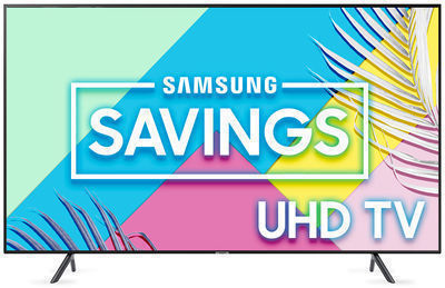 Samsung 55 7 Series 4K UHD Smart TV w/ HDR (UN55RU7100)
