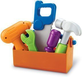 Learning Resources New Sprouts Fix It Toy Tool Set
