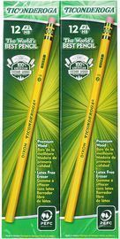 TICONDEROGA 96-Pack Pencils