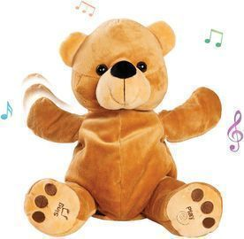 Bundaloo Clapping and Singing Bear