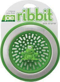 Joie Ribbit Sink Strainer