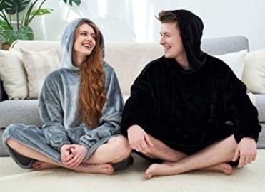Fomoom Blanket Hoodie
