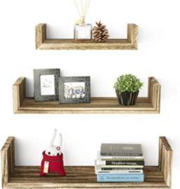 SRIWATANA Floating Shelves