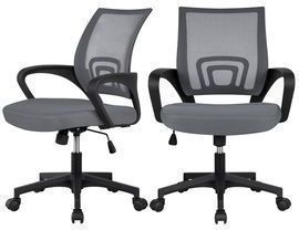 Easyfashion Mesh Office Chair 2-Set