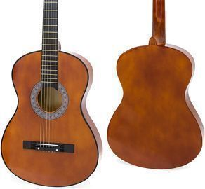 Best Choice Products 38 Beginner Acoustic Guitar Starter Set