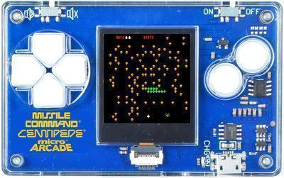 Micro Arcade Atari
