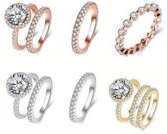 Women's Stackable Ring Set