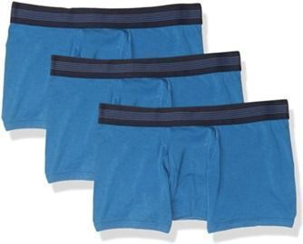 Amazon Brand - Goodthreads Men's 3-Pack Cotton Modal Stretch Knit Trunk Underwear