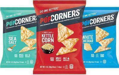 Popcorners Snacks Variety 18-Pack