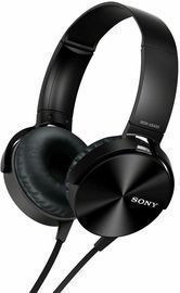 Sony XB550AP Extra Bass On-Ear Headphones (Open Box)