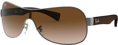 Ray-Ban Pilot/Wrap Hybrid Sunglasses