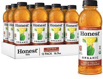 Honest Tea Half Tea / Half Lemonade 12-Pack