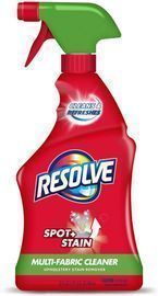 22oz. Resolve Multi-Fabric Cleaner & Upholstery Stain Remover