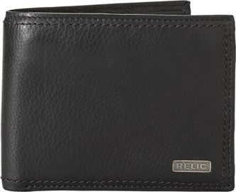 Relic by FOssil Men's Bifold Wallet