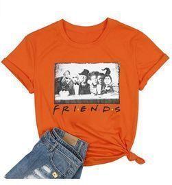 Friends Horror Movie Shirt
