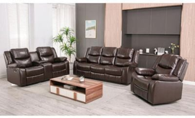 Lawrence 3-Piece Reclining Set