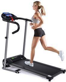 Costway Goplus 1100W Folding Treadmill