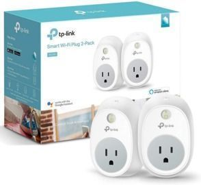 TP-Link HS100 Wi-Fi Smart Plug Kit (2-Pack)