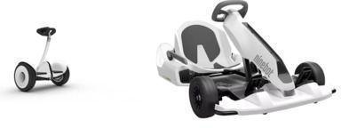 Segway Ninebot Scooter w/ Go Cart Mini