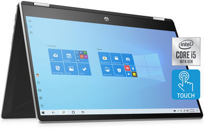 HP Pavilion x360 15.6 HD Touchscreen 2-in-1 Laptop