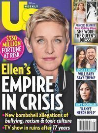 US Weekly $14.95, TV Guide $8.50, Womens Running $5.95
