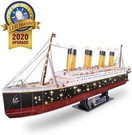 CubicFun 3D 266pc RMS Titanic Puzzle
