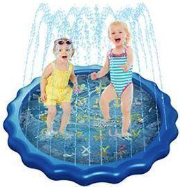 68 Sprinkler Splash Pad