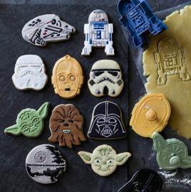 Star Wars Cookie Cutter Set - 8pc