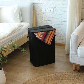 Sophia and William Laundry Hamper 72L w/ Liner & Handles
