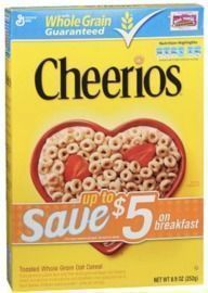 Cheerios, Cinnamon Toast Crunch & More 2 for $3