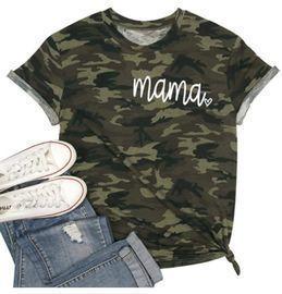 Camo Mama Tee
