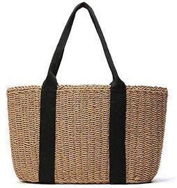 Straw Beach Bags Tote