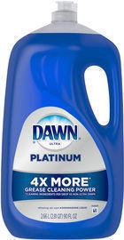 Dawn 90 oz Platinum Dishwashing Liquid Dish Soap