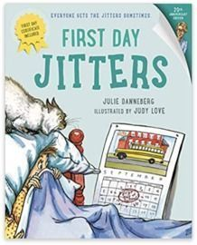First Day Jitters - Paperback