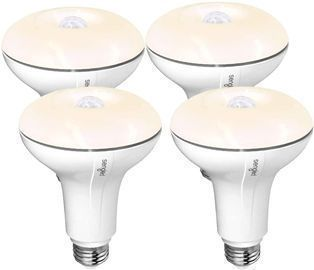 Sengled Smartsense BR30 65W-Equivalent Motion Sensor Light Bulb 4-Pack