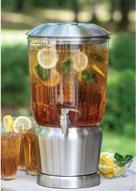 3-Gallon Beverage Dispenser with Infuser
