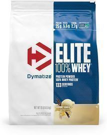 10-Lbs Dymatize Elite 100% Whey Protein Powder