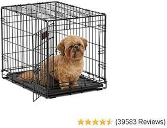 24 Inch Dog Crate w/ divider