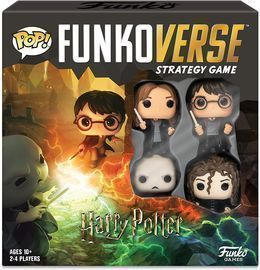 Funko Pop! Funkoverse Harry Potter Strategy Game