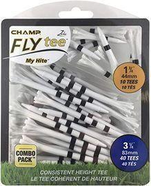 Champ Zarma FLYtee My Hite 3-1/4 & 1-3/4 Combo Pack
