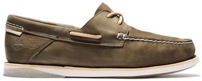 Atlantis Break Leather Boat Shoes