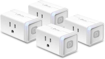 Smart Plugs - 4 Pack