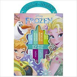Disney Frozen My First Library Board Book Block